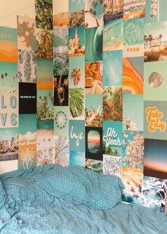 Wall Collage Decor, Bedroom Wall Collage, Photo Wall Collage, Wall Decor, Photo Collages, Cute Room Ideas, Cute Room Decor, Room Ideas Bedroom, Bedroom Decor