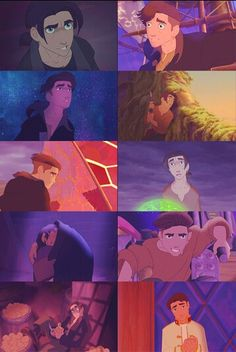 Jim Hawkins from Treasure Planet. One of my favourite movies of all time and beyond.