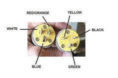 How to wire an electric motor to run on both 110 and 220 volts greentooth Choice Image