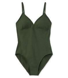 65f3e562d75 Eres  Malfrat Olive Swimsuit Pool Fashion