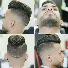 Corte de cabello en 3d