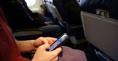 6 vantagens de deixar o celular em modo avião quando não se está voando