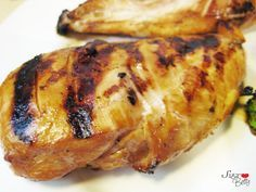 The real Manti Chicken recipe
