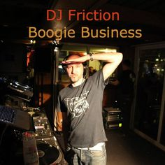 """Check out """"Boogie Business """" by DJ Friction on Mixcloud"""