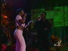 "The Fugees & Roberta Flack performing ""Killing Me Softly"" at the MTV Movie Awards"