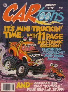 Same kind of weirdo art. Cartoon Car Drawing, Cartoon Rat, Books About Cars, Ed Roth Art, Cartoons Magazine, Cool Car Drawings, Custom Paint Jobs, Mini Trucks, Automotive Art
