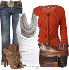 """""""Early Fall"""" by wannabchef on Polyvore"""