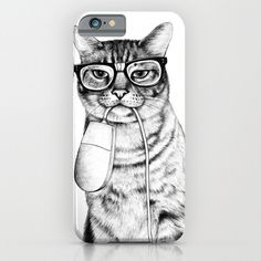 Cat & Mouse Cell Phone Case