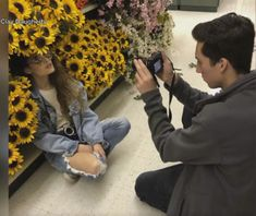 New viral photo challenge has people snapping pics in craft stores Viral Trend, Taking Pictures, Craft Stores, Challenges, Winter Jackets, People, Crafts, Fashion, Winter Coats