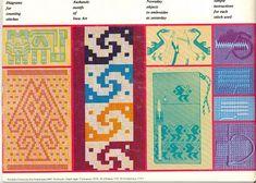 Inca Embroideries (A Journey Through Embroidery): DMC Library: Amazon.com: Books