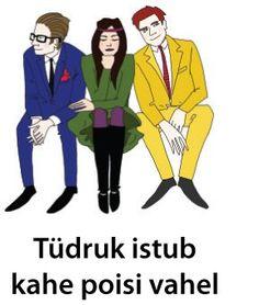 Tüdruk istub kahe poisi vahel.; http://ift.tt/2if3Qn1