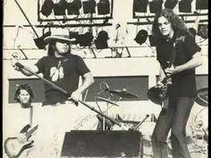Simple Man - Lynyrd Skynyrd.  Original band, Ronnie Van Zant photos.