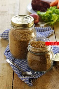 Broth powder homemade