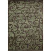 Found it at Wayfair - Expressions Brown Rug