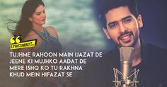 Khali Khali Dil Lyrics Tera Intezaar: The song is sung by Armaan Malik & Payal Dev, composed by Raaj Aashoo, lyrics by Shabbir Ahmed features Sunny Leone & Arbaaz Khan. New Love Songs, Like This Song, Cool Lyrics, Me Too Lyrics, Beautiful Lyrics, U Tube, Song Lyric Quotes, My Prince Charming, Bollywood Songs