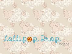 Swirly Birdies #lollipopdropshoppe Photography Backdrops, Holidays, Prints, Holidays Events, Photo Backgrounds, Holiday, Photography Backgrounds, Vacation, Annual Leave