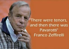 Pavarotti and Zeffirelli