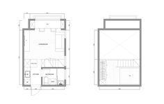 Apartamento de 22m2 em Taiwan,Planta