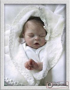 New Release Beautiful Reborn KIT: Eleonora by Sabine Hansen