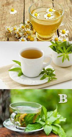 ¿Quieres dormir bien? Prueba estos tres tés. Manzanilla, cidrón y toronjil. ¿Los has probado? #EstilodeVidaBlogazzine #springtime #te #salud #healthy #belleza