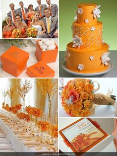 #Fall or Autumn Wedding... Wedding ideas for brides, grooms, parents & planners ... https://itunes.apple.com/us/app/the-gold-wedding-planner/id498112599?ls=1=8 … plus how to organise an entire wedding ♥ The Gold Wedding Planner iPhone App ♥