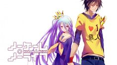 Shiro Sora No Game No Life Anime 1920×1080 Picture