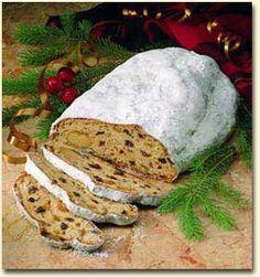 ドイツのクリスマスの風物詩、シュトレン。Passion for Detail: Stollen / シュトーレン