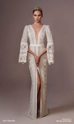 Lior Charchy 2016 Wedding Dress