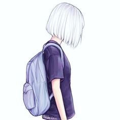 by hiba_tan. Sketches, Character Design, Drawings, Cute Art, Art Girl, Realism Artists, How To Draw Hair, Anime, Anime Drawings