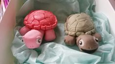 Sugar paste tortoises :)
