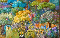 Naive Art From Brazil ~ Blog of an Art Admirer