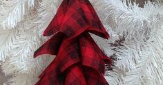 Purple Hues and Me: Buffalo Plaid Ribbon Tree Ornament DIY Quilted Christmas Ornaments, Christmas Ornaments To Make, Plaid Christmas, Xmas Crafts, Christmas Projects, Bunny Crafts, Christmas Things, Christmas 2019, Christmas Trees
