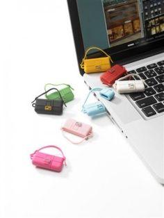 Fendi Mini Baguette USBs