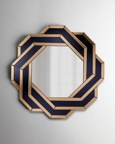 Home Decor Ideas selected 20 Luxury Wall Mirrors Designs for your Home. With these expensive mirrors, you'll get a luxury interior design without any effort. Wood Mirror, Mirror Art, Wood Wall Art, Wall Mirrors, Contemporary Interior Design, Luxury Interior Design, Luxury Mirror, Luminaire Design, Mosaic Patterns