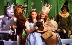 """""""Le Magicien d'Oz"""" de Victor Fleming, programmé le 24/12 à 14h30 http://www.forumdesimages.fr/les-programmes/magique/le-magicien-doz_1"""