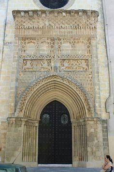 Iglesia de Nuestra Señora de la O, Sanlúcar de Barrameda, Cádiz.