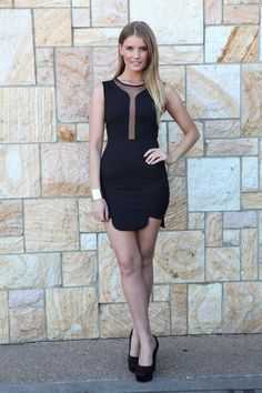 LBD #homecoming #partydress
