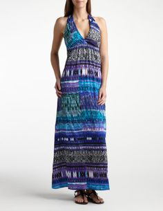 Love the maxi dresses, but not sure how I'd look in one...