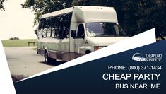 Affordable Limo Service Sound Great, but Too Many Parents Regret Their Decision Almost Immediately Party Bus Rental, Chartered Bus, Mini Bus, Dc Travel, Sounds Great, Limo, Travel Agency, Recreational Vehicles, Transportation