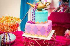 hello, Wonderful - GORGEOUS ARABIAN THEMED PRINCESS JASMINE BIRTHDAY PARTY
