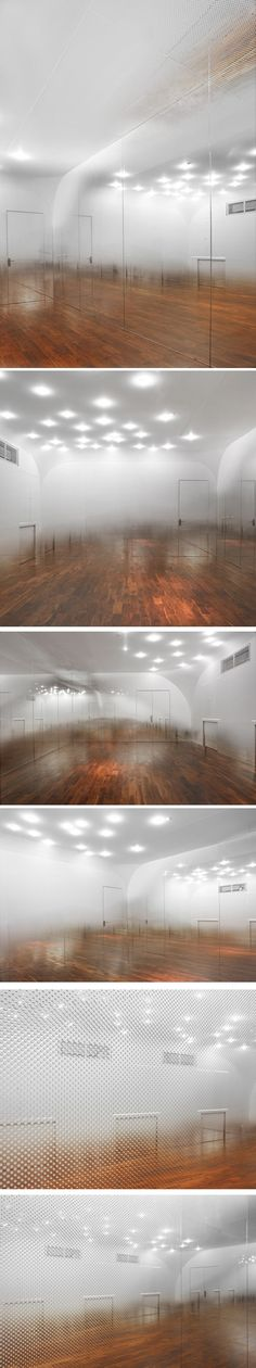 ANZAS Dance Studio par Tsutsumi et Associates - Journal du Design