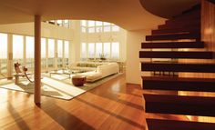 South Beach Penthouse by Oppenheim Architeture