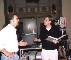Thomas Schlamme and Aaron Sorkin