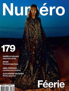 Txema Yeste for Numéro Magazine #179, December/January 16-17