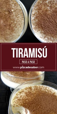 Tiramisú. Tasty, Yummy Food, Homemade Butter, Warm Food, Cold Meals, Slow Food, Cake Shop, Cooking Time, Food Videos