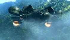 C-21 Dragon Gunship - Avatar