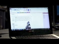 How to use OneNote in the classroom - Kim West, Microsoft Innovative Educator, explains how to use Windows 8 app OneNote to personalize learning with students.