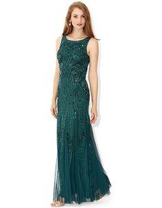 Bonita Maxi Dress | Green | Monsoon