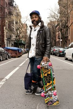 Shred Til You're Dead: Photos of Diehard Middle-aged Skateboarders