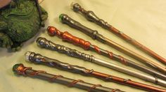 Magic Wands Wizard Witch. Childrens Harry Potter Wand, LOTR or Cosplay